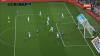 ¿Había salido? Barcelona le gana al Málaga con un gol polémico