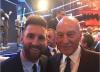 El día que Messi conoció al Profesor X