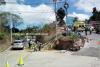 Fatal accidente en la zona 16 deja a una persona fallecida
