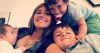 Antonella Roccuzzo comparte una maternal foto con sus hijos