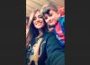 Así disfrutó Antonella Roccuzzo la final de la Copa del Rey