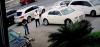 Impactante video sobre el ataque de dos sicarios a un presunto narco