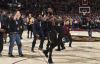 Jugada maestra en la NBA: bloqueo y triple en cuatro segundos