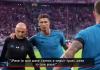 Las intensas y realistas charlas de CR7 y Zidane antes del partido