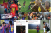 El mundo del fútbol reacciona al conocer el retiro de Ronaldinho