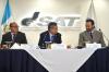 """Jafeth Cabrera sobre SAT: """"Las instituciones no dependen de personas"""""""