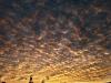 La explicación a la impresionante formación de nubes de este jueves