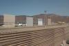 Donald Trump evalúa los prototipos del muro entre EE.UU. y México