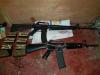 """""""El Intruso"""", peligroso pandillero poseía armas y chalecos antibalas"""