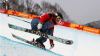 El ingenioso plan para ser atleta olímpica sin saber esquiar
