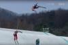 Terrible caída causa varias fracturas a esquiador en Juegos Olímpicos