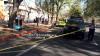 La misteriosa muerte de un hombre en la Avenida Simeón Cañas