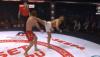 La brutal patada giratoria que mandó a la lona al campeón invicto ruso
