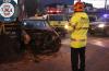Accidente en zona 9: un conductor fallecido y un herido