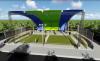 El nuevo proyecto de Neto Bran: una cancha de tenis en Mixco