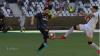 Futbolista fractura a su rival y solo recibe una tarjeta amarila