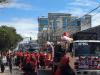 Activista de Derechos Humanos recibe batazo durante Huelga de Dolores