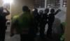 Afición de Cobán mantiene retenidos a jugadores de Guastatoya