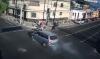 Video: motorista muere tras no respetar semáforo en rojo en la zona 12