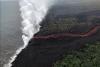Transmiten en vivo el espectacular brote de lava del volcán Kilauea