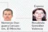 Detienen a la esposa del narcotraficante más poderoso de México