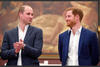 El coronavirus reconcilia a los príncipes William y Harry