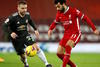 Liverpool y Manchester United empataron sin goles